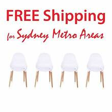 Clearance SALE - Alexandre Arazola Dining Chair (set of 4) Zetland Inner Sydney Preview