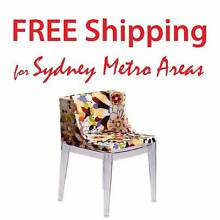 30% OFF - Philippe Starck Style Mademoiselle Chair Zetland Inner Sydney Preview