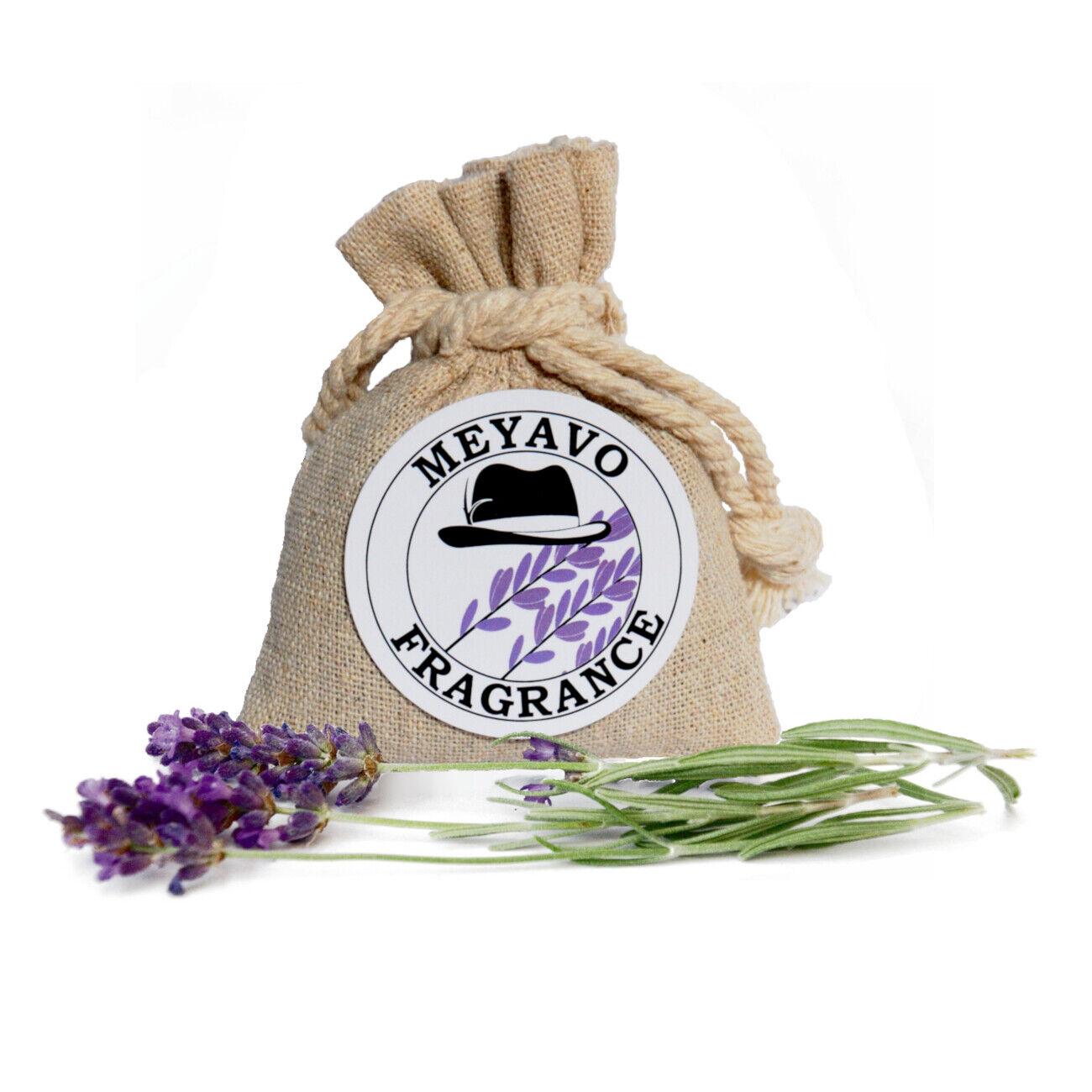 5 Duftsäckchen Lavendelsäckchen Leinen Natur pur Gastgeschenk Schrankduft MEYAVO