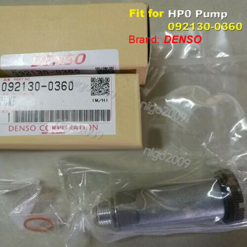 1PC New in Original DENSO Common Rail Fuel Injection Manual Pump 092130-0360