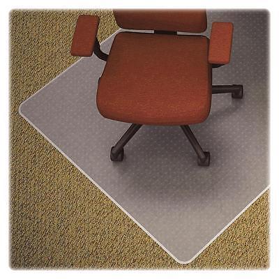 Lorell Chair Mat Medium Pile Rectangular 46x60 Cl 82824
