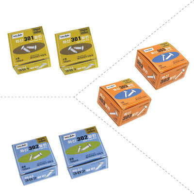 Paper Fastenersplit Pinbrass Prong Paper File Fasteners-2pack10mm20mm30mm