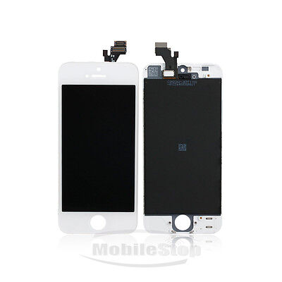 Apple iPhone 5 5G White LCD Display Screen + Touch Digitizer Glass Assembly OEM on Rummage