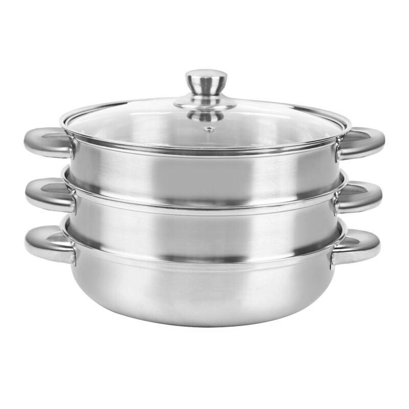 3 Meat Vegetable Stainless Steel Pot Tool