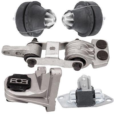 Engine Mount Pad - 5PCS Engine Motor Mount Torque Rod Stabilizer Kit for Volvo V70 XC90 30680750