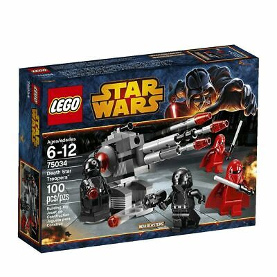 LEGO Star Wars 75034 - Death Star Troopers - 100 Pcs - Brand New. Sealed.