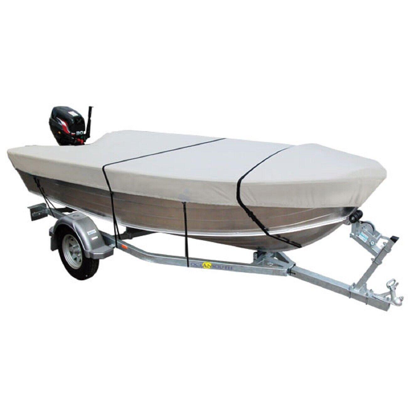 Oceansouth Abdeckplane für offene Boote Bootsplane Persenning - robust