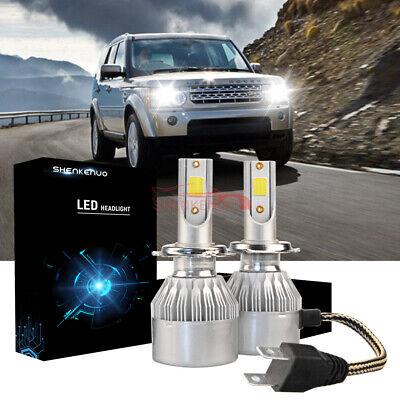 Land Rover Discovery MK3 55w Super White Xenon High//Low//Fog//Side Headlight Bulbs