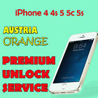 iPhone 4s Unlock Service