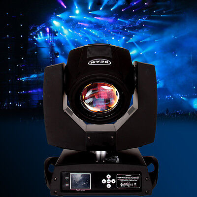 230W Beam Zoom Moving Head 14 Colors Stage Light DMX Osram 7R 16 Ch Spot 8 Prism
