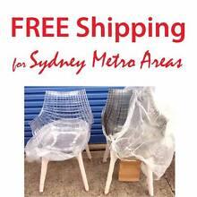 40% OFF - Christophe Pillet Meridiana Dining Chair (set of 4) Zetland Inner Sydney Preview