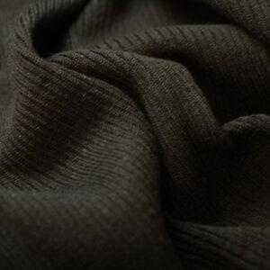 Neotrims Lycra Feel Stretch Knit Rib Fabric Trimming Garment, Cuffs & Waistbands