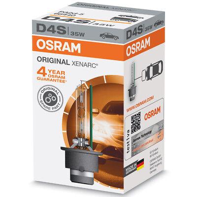 Citroen Relay 2006-2016 Osram 12V 55W H7 Bulb Single Light Spare Replacement