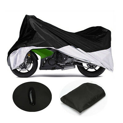 XXL Motorcycle Cover Fit For Kawasaki Vulcan VN 800 900 1500 1600 1700 Hot (2007 Honda Shadow Vlx 600 For Sale)
