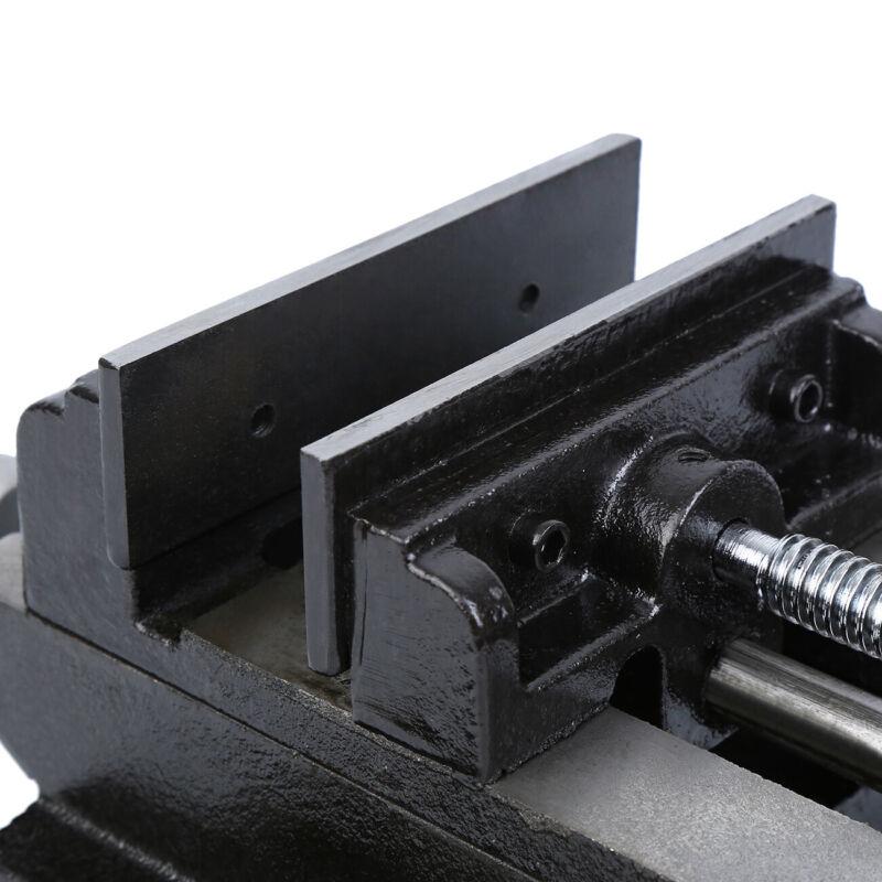 "5"" Drill Vise Slide Way Clamp Machine Duty"