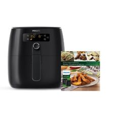 Philips Avance 2.0 Digital TurboStar Airfryer w/ Cookbook - Black HD9641/99