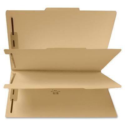 - Sparco Six Part Folders 2