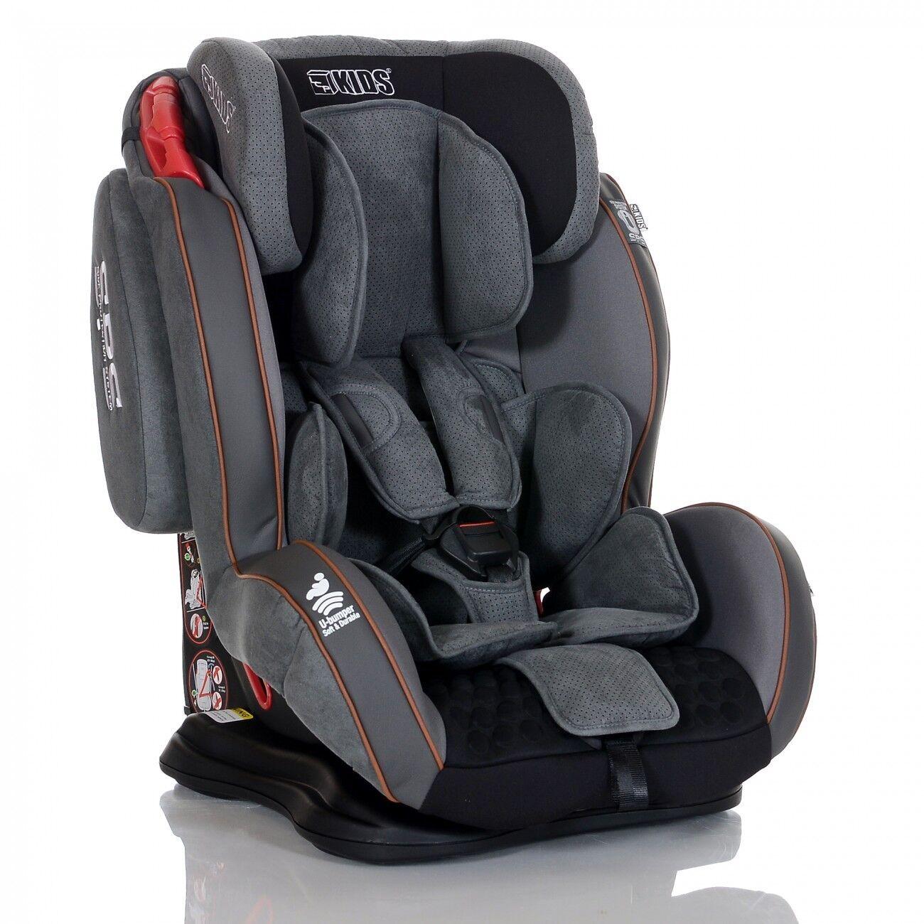 Lcp Kids Autokindersitz GT 9-36 kg Kinderautositz Gruppe 1 2 3 Schlafposition