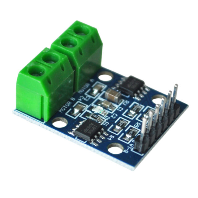L9110S DC Stepper Motor Driver H-Bridge For Arduino 800mA 2.5-12v TTL/CMOS UK SY