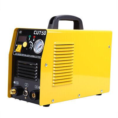 Cut-50 50 Amp Plasma Cutter Digital Inverter Plasma Cutting Welding Machine