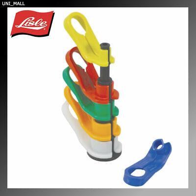 Lisle Tools 39400 AC/Fuel Line Angled Disconnect Tool Set