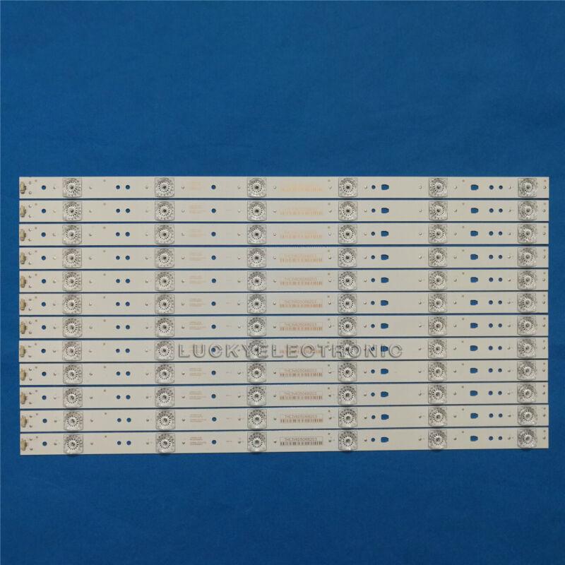 12pcs LED50D6-01(A) LED50D06-ZC14AG-01 LED strip for Haier 50E3500 50E3500A