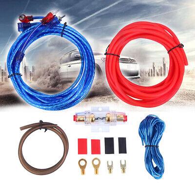 Amp Wire (10GA Kabelset Anschluß Endstufe Verstärker Amp Subwoofer Car Audio Wire )