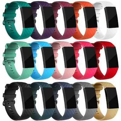 For Fitbit Charge 3 Strap Band  Wristband Watch Bracelet