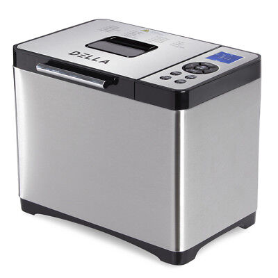 stainless steel 2lb 650w electric bread maker