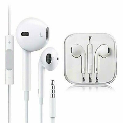 For Genuine Apple Headphones Earphones Earpods With Mic for iPhone 5 5s 6 6s