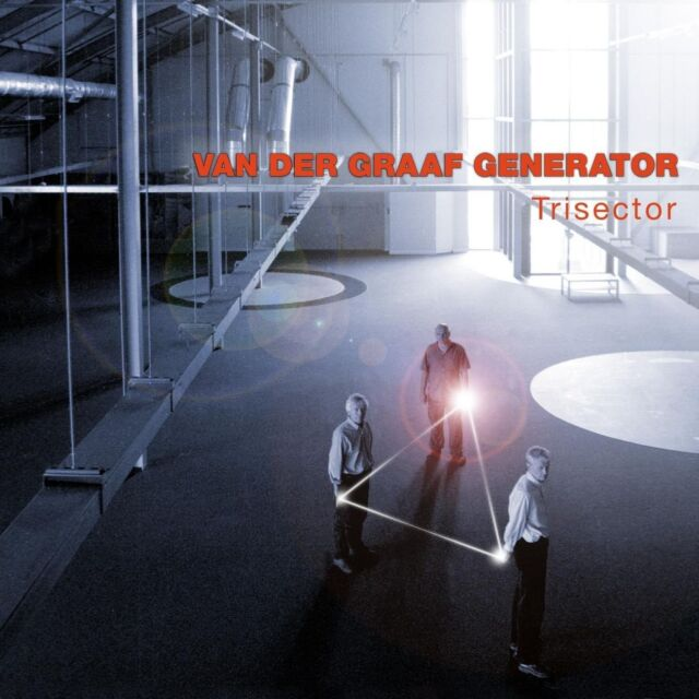 Van Der Graaf Generator Trisector CD NEW SEALED 2008
