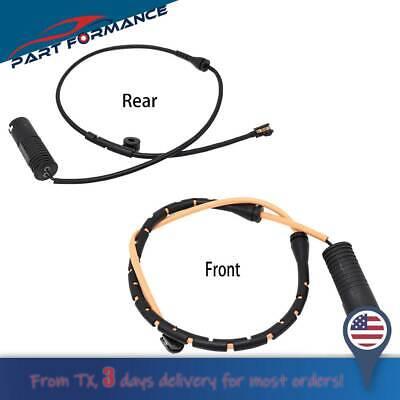 FOR BMW E38 740 750 Brake Pad Wear Sensor Kit Front+Rear 34351182064+34351182065