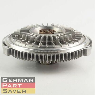 New Radiator Cooling Fan Visco Clutch fits Mercedes C280 E320 CLK430 C43 CLK55 ()
