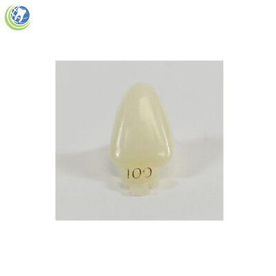 Dental Polycarbonate Temporary Crowns 100 Urc Upper Right Central 5pack