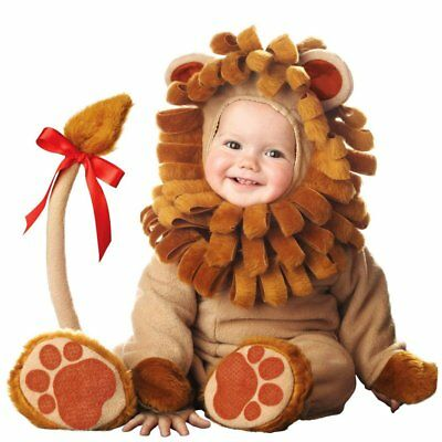 Lil' Lion Wizard of Oz Animal Infant Toddler Costume