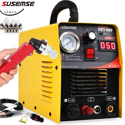 Pilot Arc 50a Cut50p Inverter Digital Air Plasma Cutter 110220v Cutting Machine