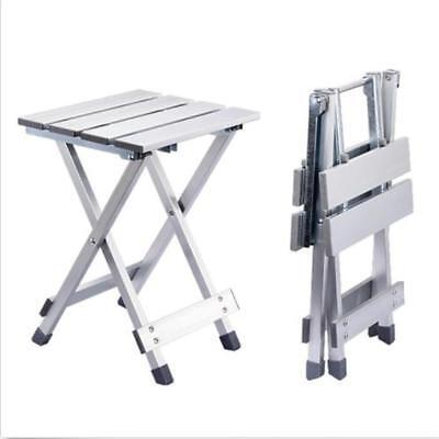Aluminum Portable Folding Table Outdoor Indoor Camping Beach Garden Picnic