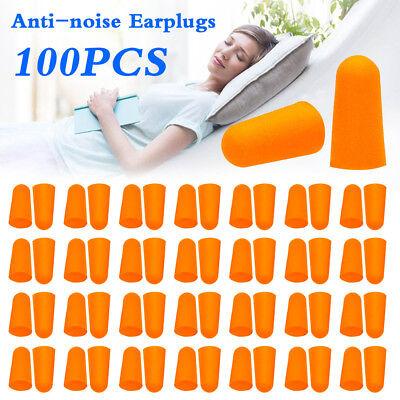 Lot Foam Soft Ear Plugs Anti Noise Snore Earplugs Comfortable For Study Sleep