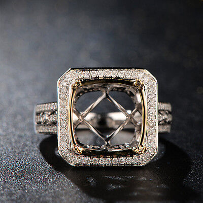 Semi Mount Ring is a good choice when you jewelry