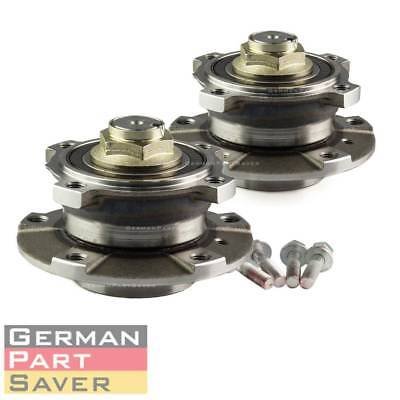 Front Wheel Hub And Bearing Left Right Assembly Pair Set for BMW 5 Series Z8 E39