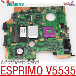 Motherboard FSC Esprimo V5535 1310A2159101 for Notebook Fujitsu-Siemens #201
