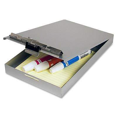 Saunders Clipboardcitation Holder 1 Storage Cap Aluminum 6 X 9 00213