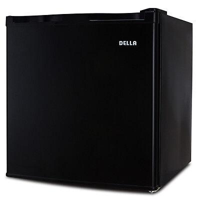 ديب فريزر جديد Freezer Upright Compact 1.1 Cu. Ft. Frozen Food Home Office RV Space Home Black