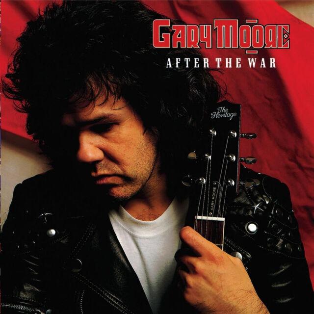GARY MOORE - After the War + 4 Bonus Tr. - Dig. Remastered  CD - NEU/OVP