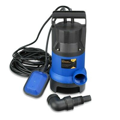 12 Hp Submersible Dirty Water Pump Automatic Float Switch 2000 Gph