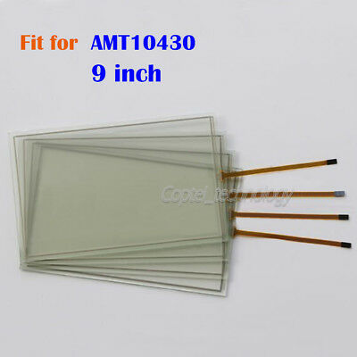 New Touch Screen Glass for AMT10430  AMT 10430  AMT-10430 180 days Warranty