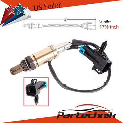 O2 Oxygen Lambda Sensor Downstream for Cadillac Chevrolet Pontiac GMC