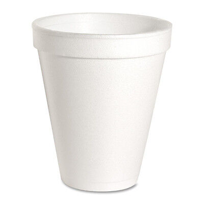 12 Oz White Foam Cups (Genuine Joe Foam Cups 12 oz. 1000/CT White 58552)