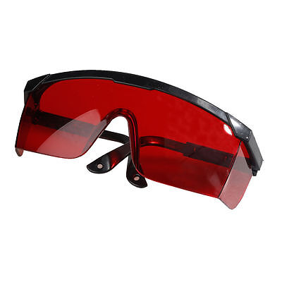 Beauty Protective Red Laser Eye Protection Safety Glasses Goggles For Uv Lasers