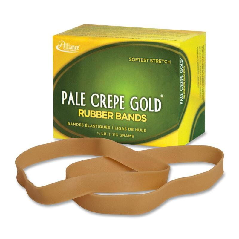 """Alliance Rubber Bands Size 107 1/4lb 7""""x5/8"""" Approx. 60/BX NL 21079"""